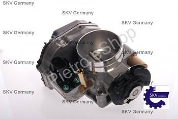 Skrtiaci klapka VW GOLF III PASSAT POLO VENTO 1.6