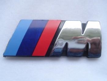 M POWER MPOWER Znak logo samolepka - BMW