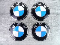 Znak Logo BMW na kola na poklice na disky 70mm