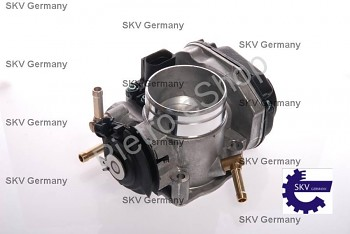 Škrticí klapka VW BORA NEW BEETLE 2.0 06A133064H