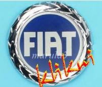 Znak Logo Nápis samolepka FIAT