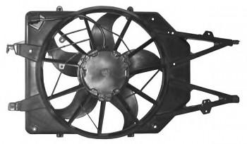 Ventilátor chlazení chladiče FORD FOCUS 2.0 1.6 1.8 16V 98-