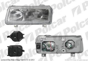 Světla Světlo reflektor reflektory přední VW PASSAT B4