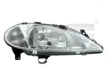 Světlo reflektor přední RENAULT MEGANE 99-