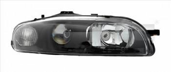 Světlo světla přední FIAT MAREA - čočka