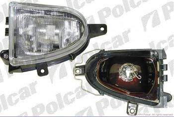 Mlhovka, Mlhové světlo VW Sharan Seat Alhambra