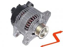 Alternátor ALFA ROMEO 145 146 155 GTV TWIN SPARK