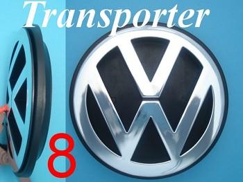 VW logo znak TRANSPORTER zadní 105mm
