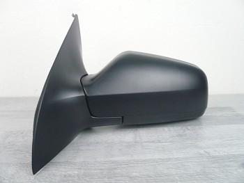 Zpětné zrcátko Opel Astra G elektrické , černé