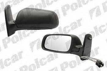 Zpětné zrcátko SEAT ALHAMBRA 98-01 manuální