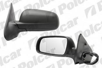Zpětné zrcátko SEAT IBIZA CORDOBA 99-02 elektrické