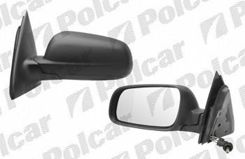 Zpětné zrcátko VW LUPO 01-02 manuální