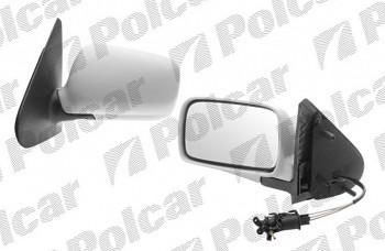 Zpětné zrcátko VW POLO 6N 94-99 manuální