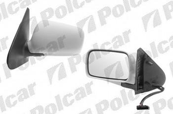 Zpětné zrcátko VW POLO 6N 94-99 elektrické