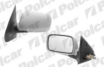 Zpětné zrcátko VW POLO  6KV 95-01 manuální