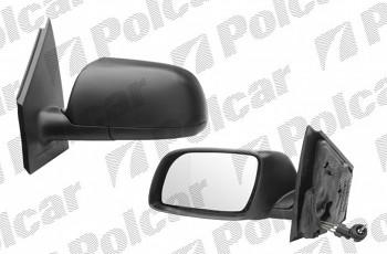 Zpětné zrcátko VW POLO 9N 01-05 manuální