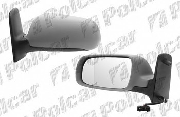 Zpětné zrcátko VW SHARAN 00-04 elektrické lak