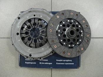Spojka VW TRANSPORTER T4 2.5TDI 1995-2003 - kompletní